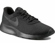 Nike Womenand039s Tripple Black Tanjun Shoes Running Casual Fashion Womenand039s Sizes New