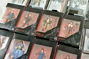 Star Wars Black Series 3.75 Action Figures - Carded And Boxed