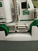 2013 Hess Toy Truck And Tractor Nib And Helicopter And Rescue Truck Lot Of 2