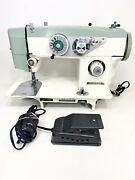 Domestic Sewing Machines Model 816 Rare Vintage Heavy Duty