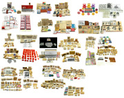 Huge Lot Rubber Stamps Vintage/modern 998+ Assorted Themes And Types Used Great