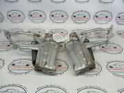 1959 1960 Chevrolet Impala Hood Hinge Left And Right Side Bead Blasted Very Nice