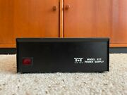 Ten-tec 937 Power Supply, 13.8 Vdc Output With Power Cable   Obo
