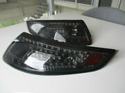 Porsche 911 997 Tail Light Led Specification Smoke Lens Left And Right Set