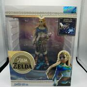 The Legend Of Zelda Breath Of The Wild Figure 10inch Collector's Edition Link