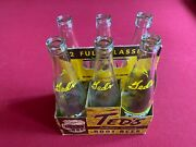 1950and039s Ted Williams Tedand039s Root Beer 6-pack W/ Holder Rare Red Sox