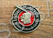 Indian Motorcycles Big Vest Pin Badge Hat Chieftain Bike V2 Scout Roadmaster 3