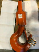 Crosby Hook Load Rated Jaw Swivel Hook 35 Ton 35-s-6 298261 Unused New Old Stock