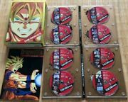 Dragon Ball Dvd Box The Movies With Scouter Used