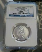 2015 Ngc Sp 69 1/4 Oz Silver Canada 20 Looney Tunes Bugs Bunny - First Releases