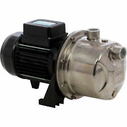 Saer-usa Self-priming Stainless Steel Jet Pump - 870 Gph 1/2 Hp 1in Ports M 94