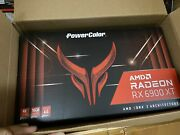In Hand Power Color Red Devil Amd Radeon Rx 6900xt Graphics Card Ships Fast