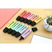 10 X Stabilo Boss Original Pastel Highlighter And Text Marker10 Colour