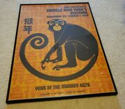 San Francisco's Chinese New Year's Festival February 23 - March 1, 1980 Poster E