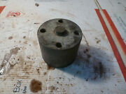 Mopar Ford Chevy Fan Spacer 2 1/4 Thick. Solid Race Imca Drag Nhra Street Rod