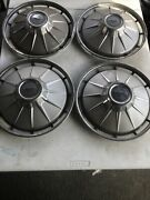 1961 Chevy Corvair Hubcaps New Old Stock Gm