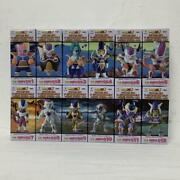 Rare Dragon Ball Super Wcf Collectible Figure Free The Special 12 Body Set