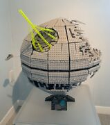 Lego Star Wars Death Star Ii 10143 - Rare And Discontinued
