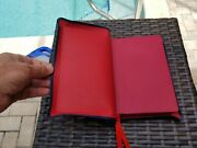《☆☆☆☆☆》new ● King James Bible Large Print Leather.