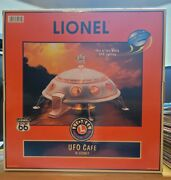 Lionel 6-32961 Route 66 Ufo Cafe New In Box And Original Shipping Boxes