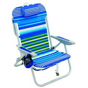 Outdoor Beach Chair Rio 5-position Backpack