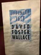 Infinite Jest Signed David Foster Wallace Uncorrected Advance Proof