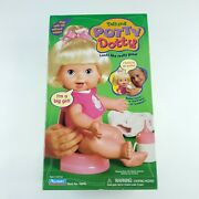 Talking Potty Dotty Doll By Playmates Vintage New In Box 1998 96090 Electronic