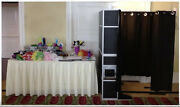 Photo Booth Canon Camera Hp Laptop And Printer