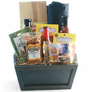 Dressed To Grill Bbq Gift Basket