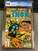 Thor 366 Cgc 9.8 Frog Thor Marvel 1986 Shipping Discounts