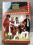 New Sealed 2007 Disney High School Musical Wildcats Books Boxed Set
