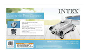 Intex Above Ground Swimming Pool Automatic Vacuum Cleaner W/ 1.5 Fitting 28001e