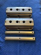 Fits 331 354 392 Hemi Valve Covers Firepower Studs + Spark Plug Wire Covers New
