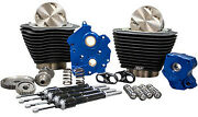 Sandamps Cycle M8 Power Package Kit - Oil Cooled Gear Drive Non-highlighted