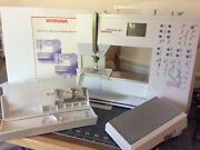 Bernina Virtuoso 150 Sewing Machine Embroidery Quilting Lightly Used