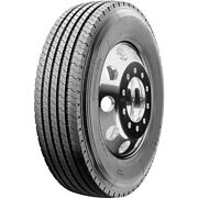 4 Tires Roadx Rh648 295/75r22.5 Load H 16 Ply All Position Commercial