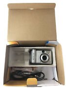 Canon Powershot A95 5.0mp Digital Camera - Silver Kit W/ Not Applicable Lens
