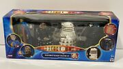 Doctor Who Revelation Of The Daleks Collectors Set 6th Doctor 1984-1986 New