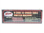 N Scale Atlas 2065 Code 55 Under-table Switch Machine