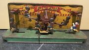 Wolverine Sunny Andy Fun Fair Metal Wind-up Toy 1929 Working