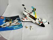 Lego - City Space Shuttle 3367 - 100 Complete With Instructions