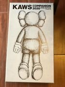 Kaws Companion Limited 2020 Grey Sold Out-ready To Ship