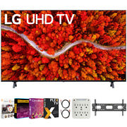 Lg 50up8000pua 50 Inch 4k Uhd Smart Webos Tv 2021 With Movies Streaming Pack