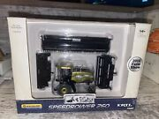 1/64th Scale New Holland 260 Speedrower Windrower Gold 2014 Farm Show Die-cast