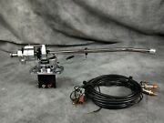 Sme 3012-r Series Ii 12and039and039 Inch Tone Arm In Excellent Condition 15523r