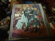 Rare The Munsters Jigsaw Puzzle Whitman Complete In Box 1965