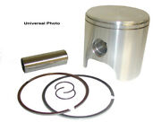 Wiseco 4731m09500 Dirt Bike Piston Standard With Rings Wrist Pins And Circlips