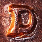 1959-d Lincoln Cent Repunched Mint Mark Rpm - Bu - Fs-501 / Rpm-001 Stage C