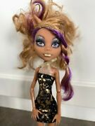 Monster High Doll Clawdeen Wolf 13 Wishes Haunt The Casbah