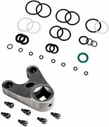 Outboard Trim/tilt Pin Wrench Mt0006 32mm X 4mm + 115225fs Seal Kit For Yamaha